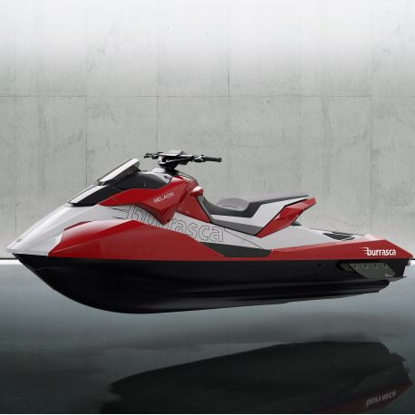 Jet-ski BELASSI Burrasca Racing Red 2021