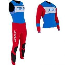 Combinaison 2 pièces JETPILOT RX Race Rouge