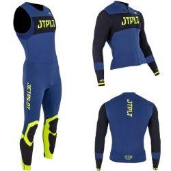 Combinaison 2 pièces JETPILOT RX Race Bleu & Jaune