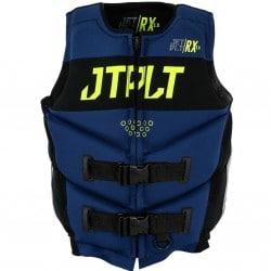 Gilet de sauvetage JETPILOT Néoprène RX PWC Jaune / Bleu