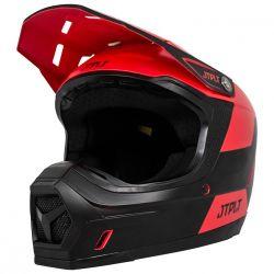 Casque JETPILOT Vault Helmet Rouge
