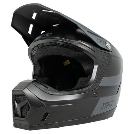 Casque JETPILOT Vault Helmet Noir