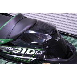 Selle Racing en fibre pour Kawasaki Ultra