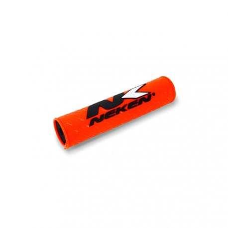 Mousse de guidon en tube NEKEN  Orange Fluo