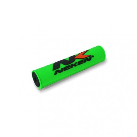 Mousse de guidon en tube NEKEN  Vert Fluo