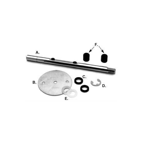 Kit reconstruction valve et axe