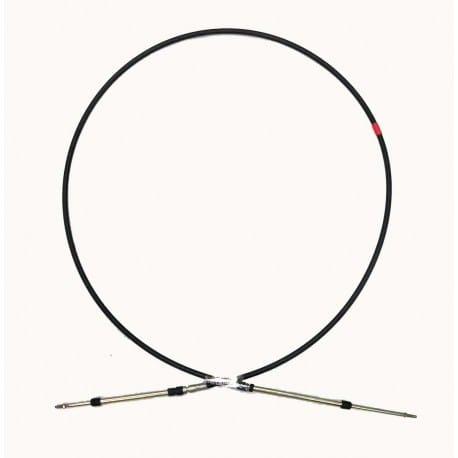 Câble de direction adaptable pour kawasaki 002-040-05