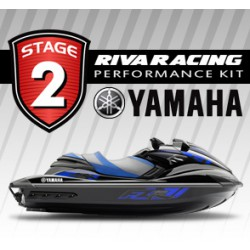 Kit Riva stage 2 Yam FZR/FZS 2014 et +