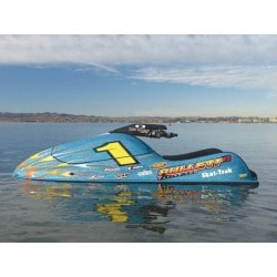 Bullett racing SXR V1 Hull