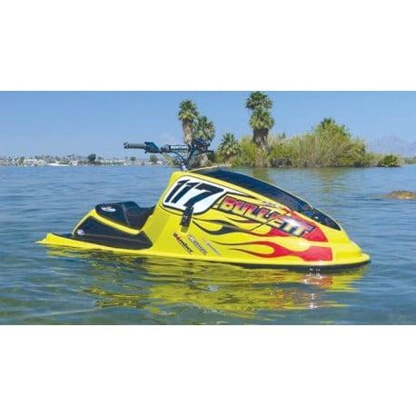 Bullett racing X-2 Sport V2