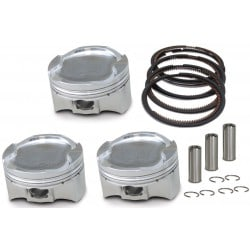 Kit 3 pistons JE pistons 100mm (8.4:1)