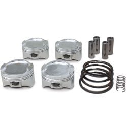 Kit 4 pistons JE pistons 86mm (8.6:1)