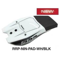 Dessus de bras RRP blanc et noir