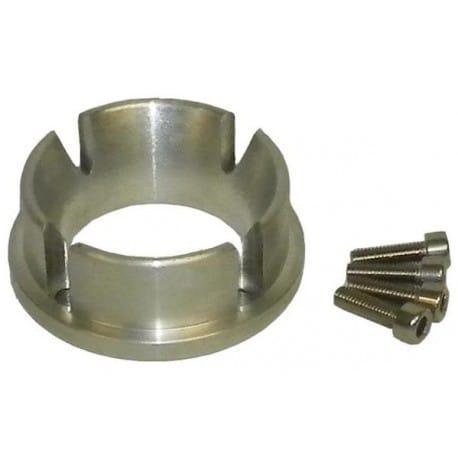 Adaptateur de filtre pour carbu. mikuni 46mm