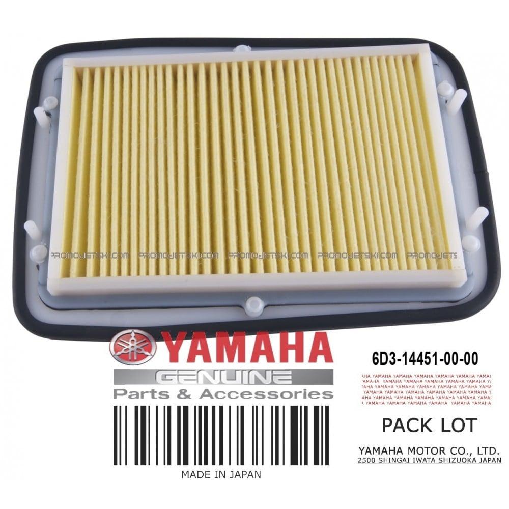 CARALL Filtre /à Air Compatible avec le Code OEM 2GV-14451-00 pour Yamaha XV Virago 535 cc