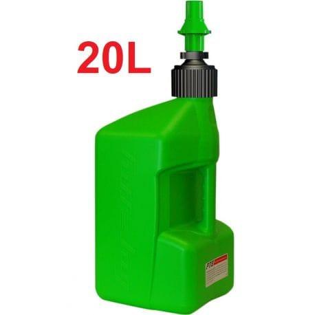 Bidon d'essence TUFF JUG vert 20 Litres