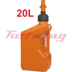 Bidon d'essence TUFF JUG orange 20 Litres