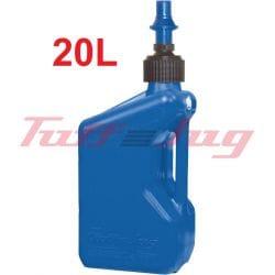 Bidon d'essence TUFF JUG bleu 20 Litres