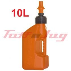 Bidon d'essence TUFF JUG orange 10 Litres