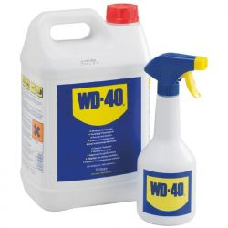 WD40 5 liters (sold with or without sprayer)