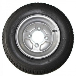 """complete wheel 10 """"CBS"""