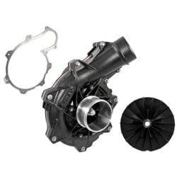 Spacer kit + compressor propeller RIVA
