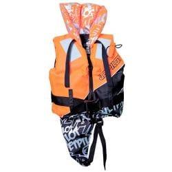 Gilet de sauvetage Enfant JETPILOT Infant 100N Nylon Vest Orange