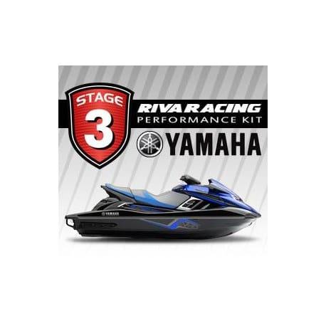 Kit RIVA Stage 3 pour Yamaha FX SVHO