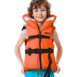 Gilet de sauvetage enfant JOBE 100N Nylon Orange