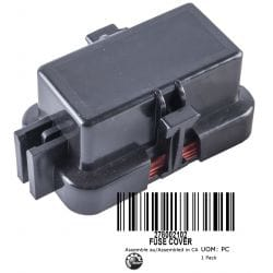 COUV.FUSIBLE   *COVER-FUSE