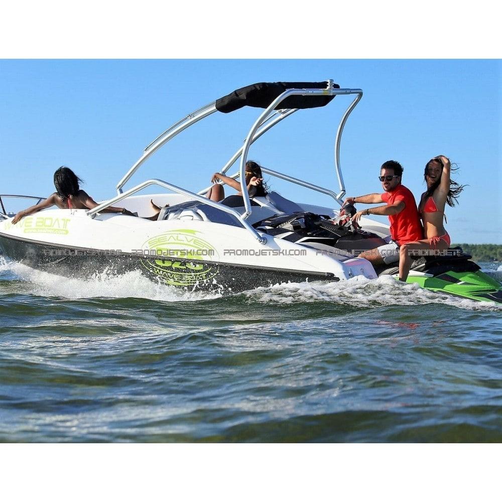 wave boat 525 wake cruiser promo jetski. Black Bedroom Furniture Sets. Home Design Ideas
