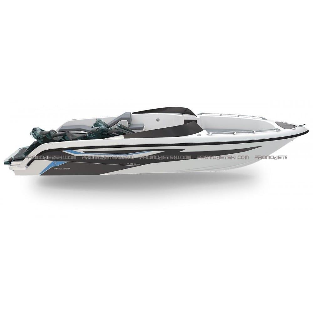 wave boat 656 sundeck promo jetski. Black Bedroom Furniture Sets. Home Design Ideas