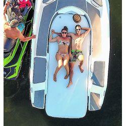 Matelas pour Wave Boat (tous modeles)