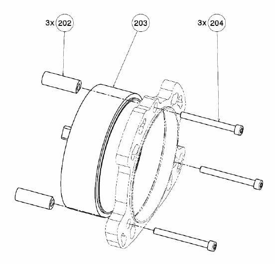 Adapter For Yamaha Kawasaki And Seadoo Impeller
