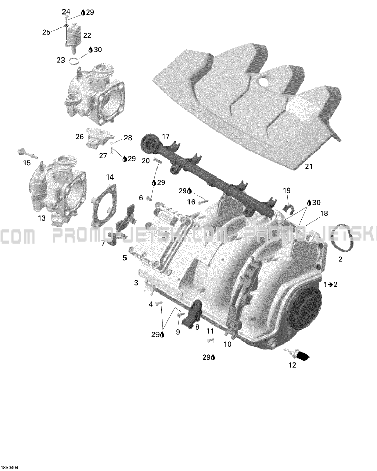 Seadoo Gtx Engine Diagram