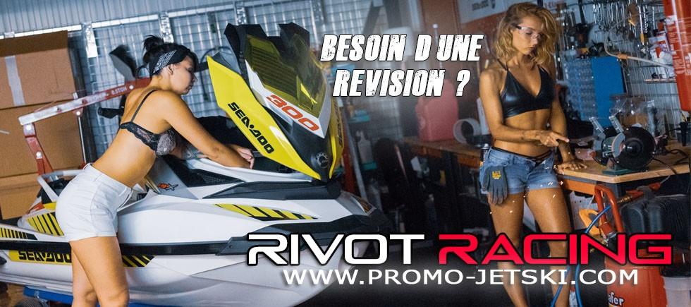 Promo jet ski & RIVOT Racing