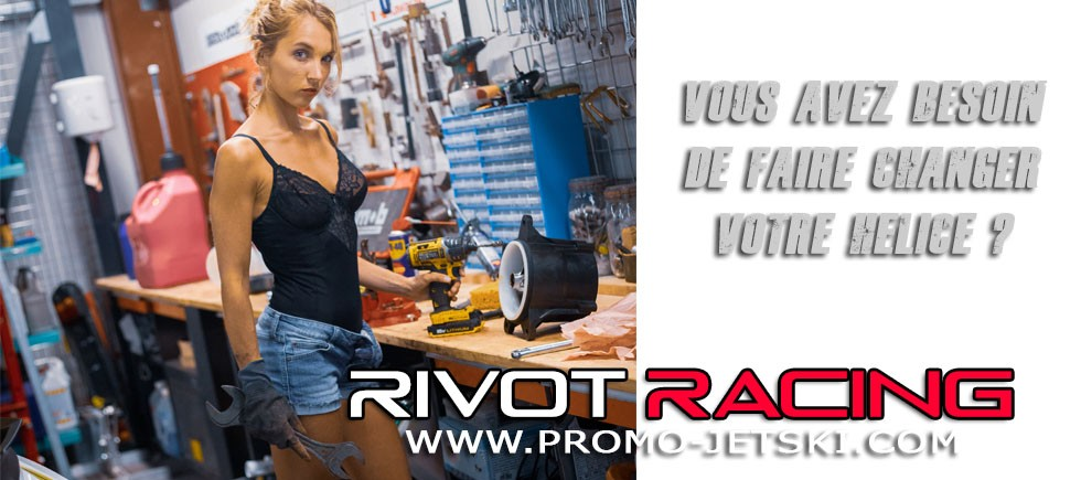 You need to change your propeller - RIVOT RACING