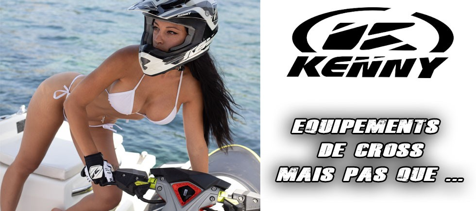 Kenny equipment jet ski