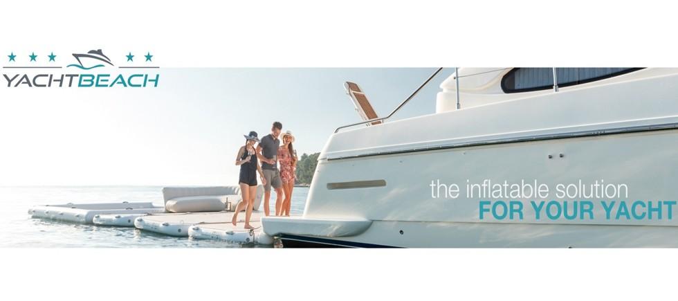 équipements et accessoires water toys pour yacht